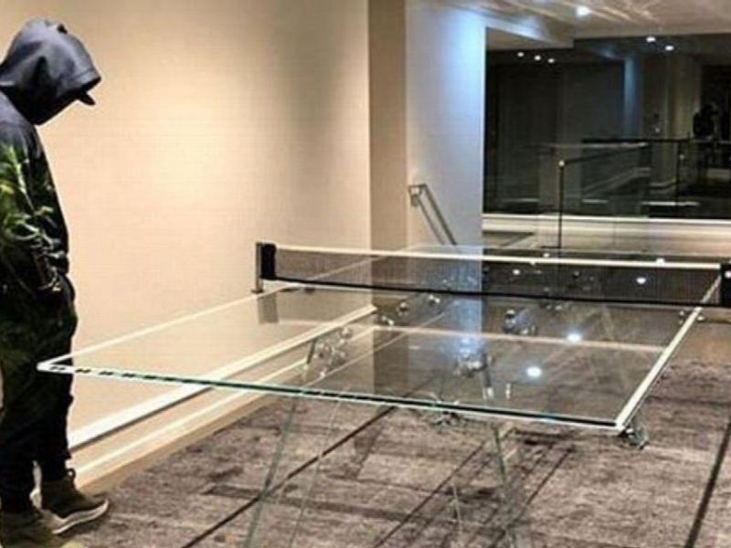 a0f3a2af2 Gasta miles de dólares en mesa de Ping Pong - El Siglo