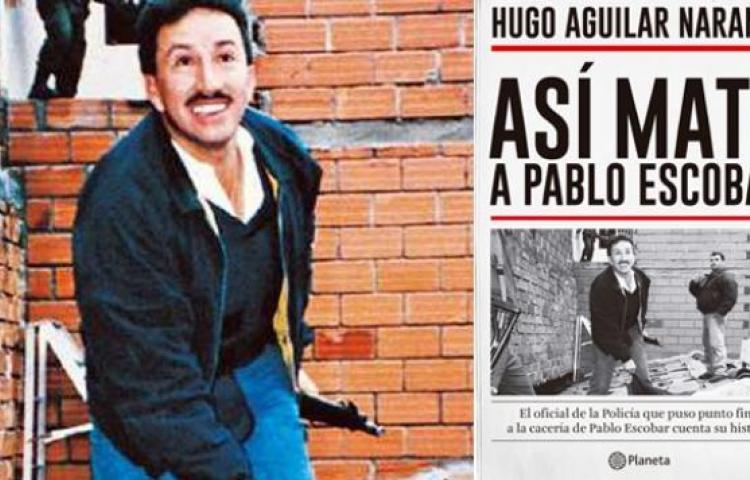 Detienen por lavado de dinero al policía que lideró la operación contra Pablo Escobar