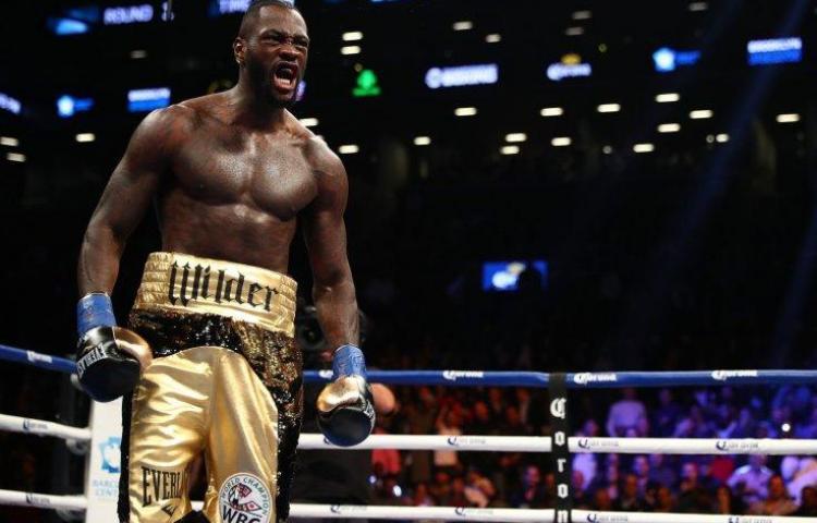 Wilder dice que dará lección al cubano Ortiz en defensa título peso pesado