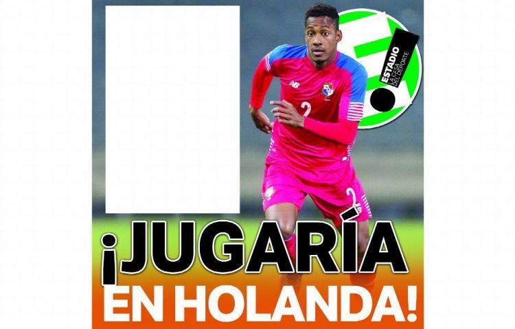 ¡Jugaría en Holanda!