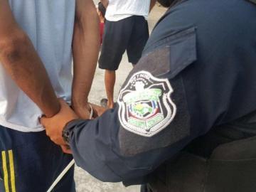 Una decena de detenidos deja operación antipandillas en Los Andes
