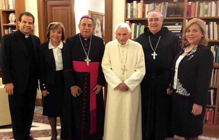 Cardenal José Luis Lacunza, se encuentra hospitalizado