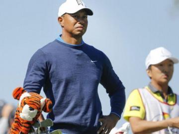 Tiger Woods roza la victoria