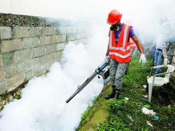 Mil 294 casos de zika en cuatro años