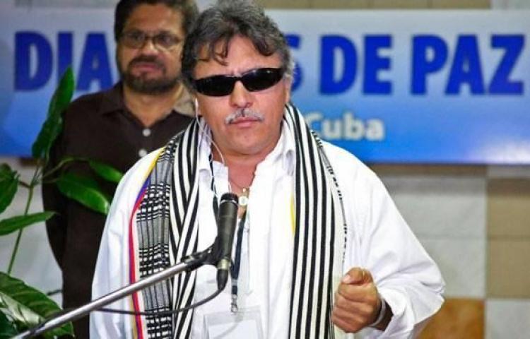 Captura de Santrich por narcotráfico pone a prueba acuerdo de paz con FARC