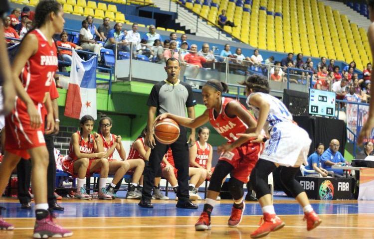 Selección Nacional de Baloncesto Femenino cae ante El Salvador