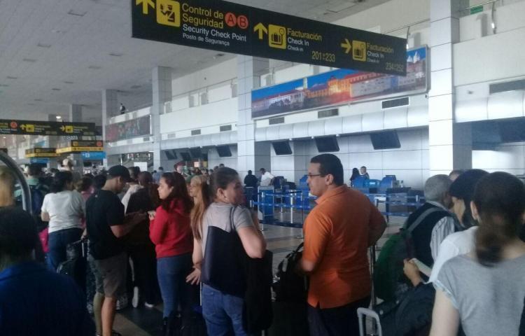 Retienen 12.450 dólares a viajera que no los declaró al llegar a Panamá