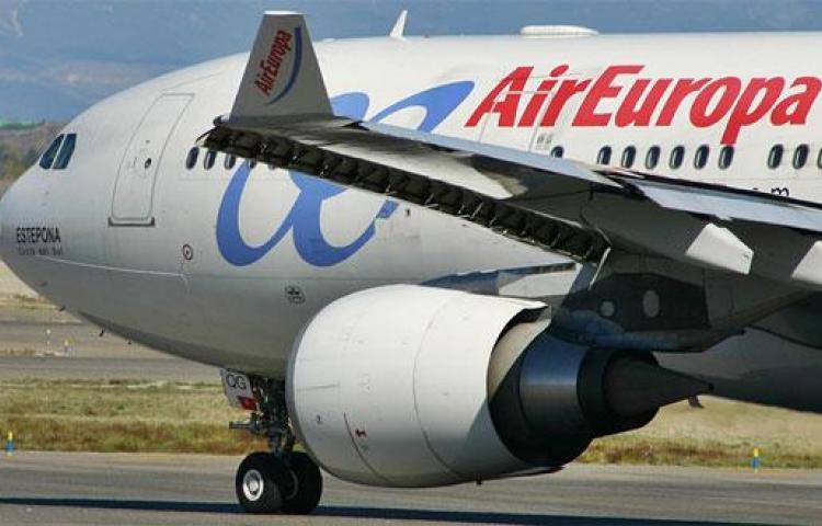 Air Europa volará a China en dos años y abre una ruta a Panamá