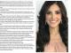 Diputada Katleen Levy reacciona ante destape de supuestas fotos comprometedoras