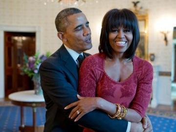 Foto de la boda de los Obama derrite a los fanáticos de la pareja ex presidencial