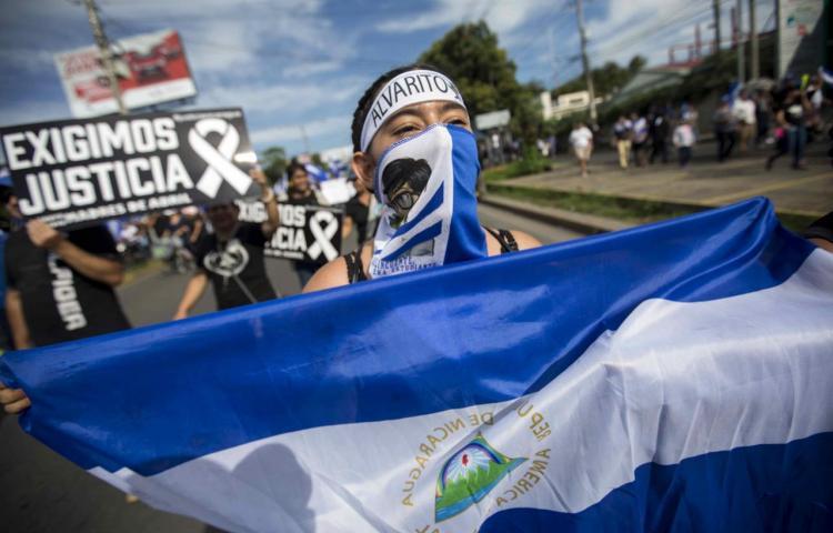 Once muertos y 79 heridos en nueva jornada de violencia Nicaragua, según ONG