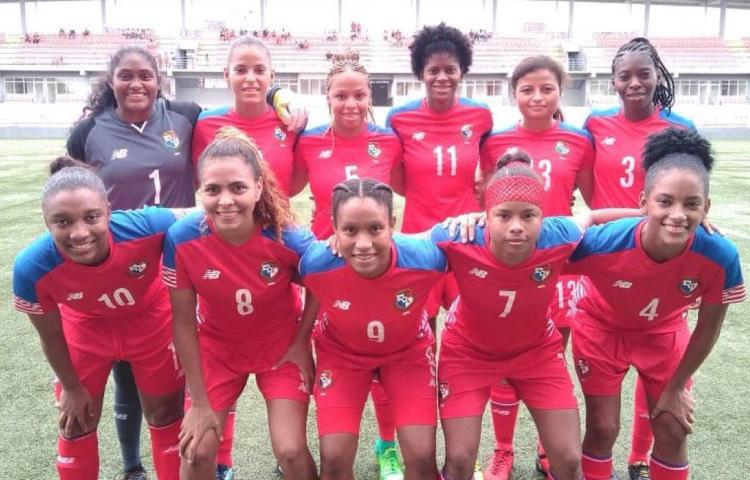 Selección femenina de Panamá vence a Nicaragua