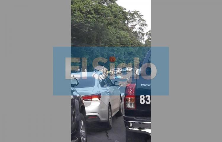 Una víctima fatal deja atropello en la Avenida Omar Torrijos