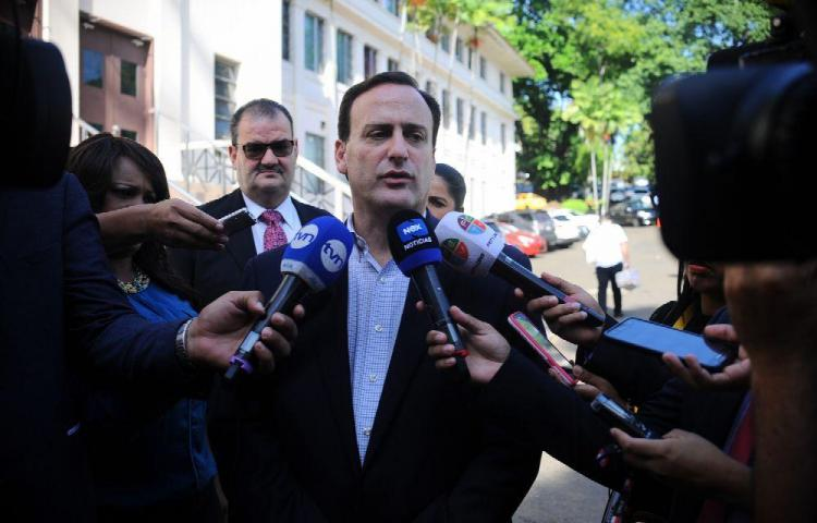 Tras consignar fianza, Francolini quedó libre