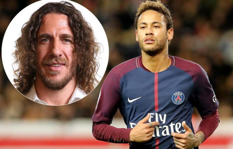 """Puyol: """"Preferiría a Neymar en el Barcelona que en el Madrid"""""""