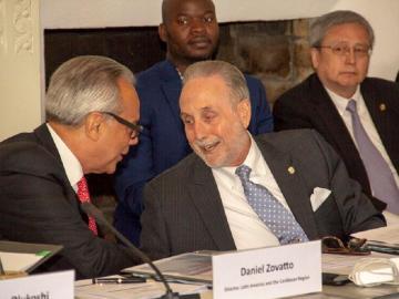 Organismo internacional reconoce el compromiso de Panamá con la democracia