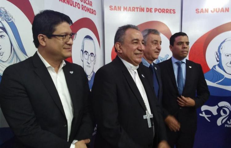 Personas de 83 países vieron a Panamá antes de la Jornada Mundial de la Juventud