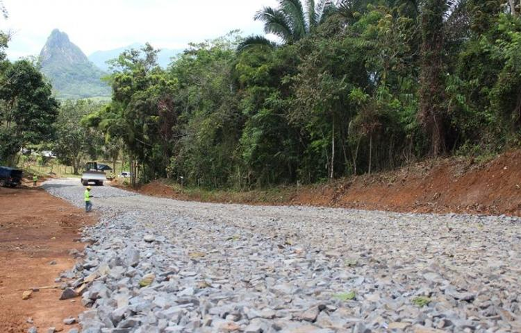 MOP dice que cubrieron calles con 'tapahuecos'