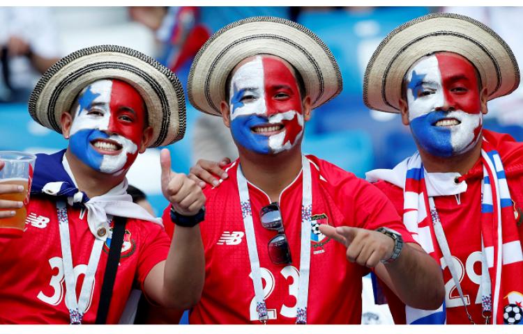 ¡Fotón! Los panameños se robaron el corazón de la hinchada a pesar del 6-1