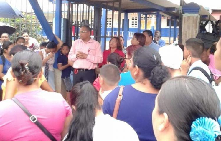Ocho hurtos en la escuela Santa Isabel de Chepo