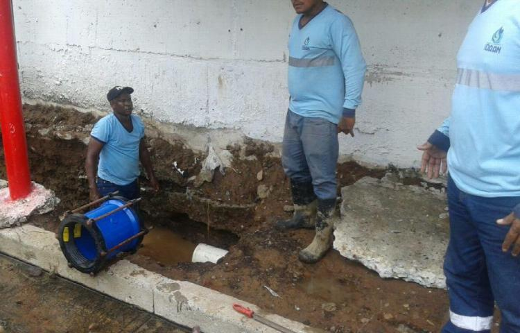 Chepanos exigen agua potable 24/7