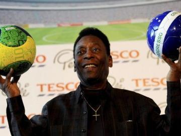 Pelé felicita a la Selección Nacional por su participación en el Mundial de Rusia