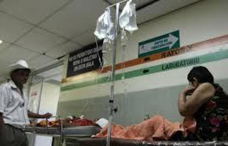 Alarma, 17 muertos por brote de gripe