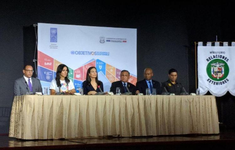 Panamá lanza el mes de los ODS