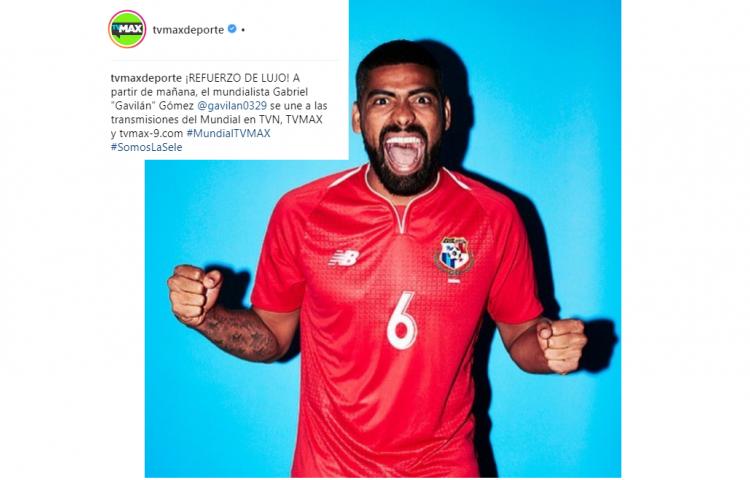 Tras retirarse de la selección 'Gavilán' Gómez ya tiene su primer 'camarón'