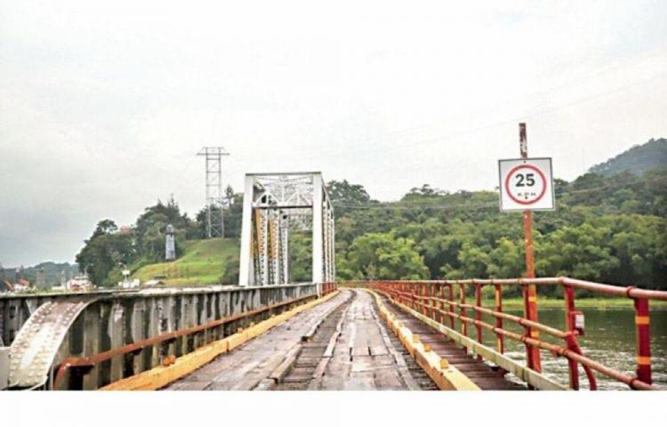 El nuevo puente de Gamboa estará listo en septiembre
