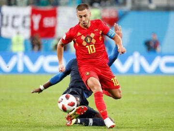 Bélgica e Inglaterra se juegan el orgullo