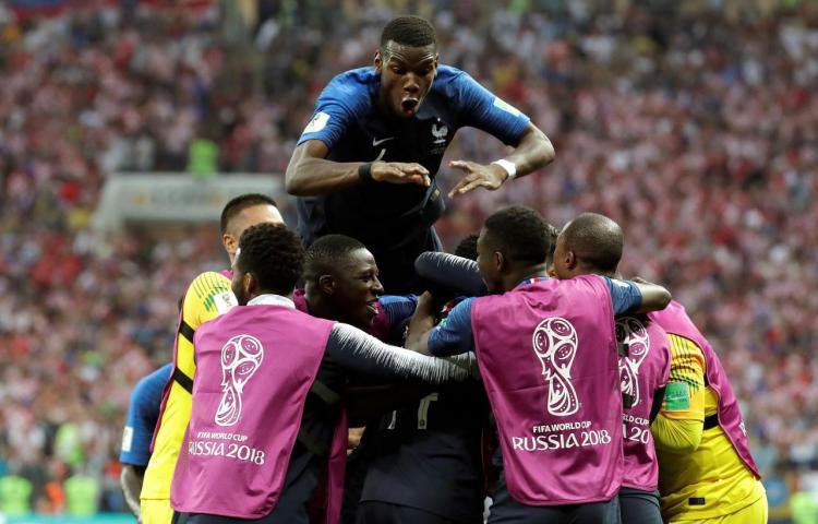 Francia impone la ley del más fuerte y se lleva la Copa del Mundo