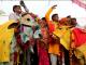 La vaca Nandeshwary y el toro Nandini se casan para frenar la sequía en la India