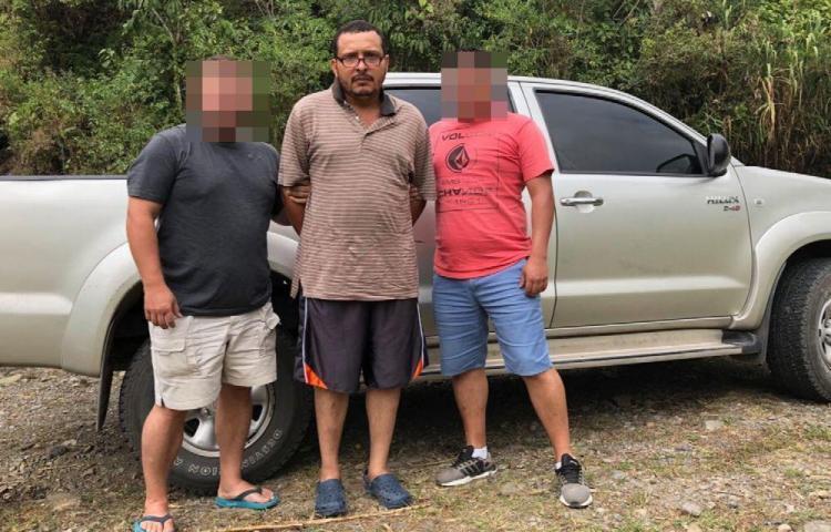 Sospechoso de crimen de Diosila dice que tiene un problema en las piernas