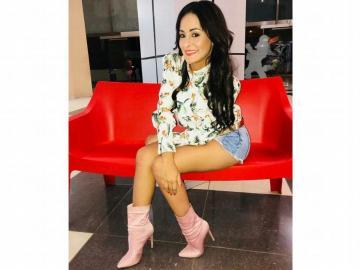 Karen Peralta fue víctima de maleantes