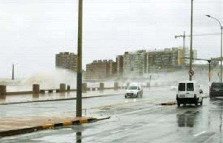 Lluvias y tormentas dejan 69 afectados