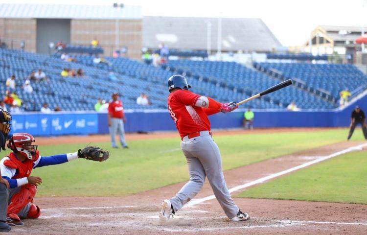 Puerto Rico vence a Venezuela y Cuba sufre pero le gana a Panamá en béisbol