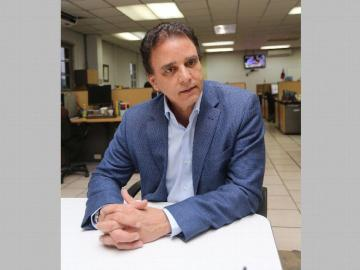 'No tengo el apoyo de diputados del PRD', asegura Gerardo Solis