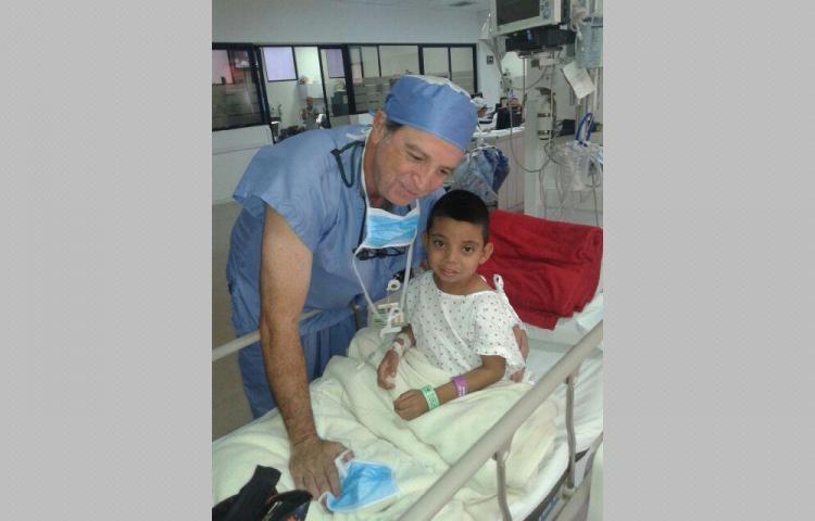 Van 35 trasplantes de hígado en niños