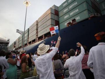 Canal Ampliado llega a su tránsito 4 mil conMaria Energy