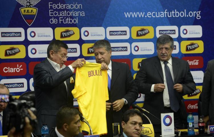 Federación ecuatoriana ve fichaje de Gómez como acto de responsabilidad