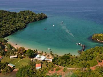 Isla de Coiba ya no es 'patrimonio en peligro' de la Unesco