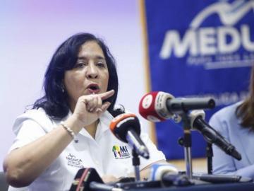 Marcela será ministra hasta el 15 de agosto