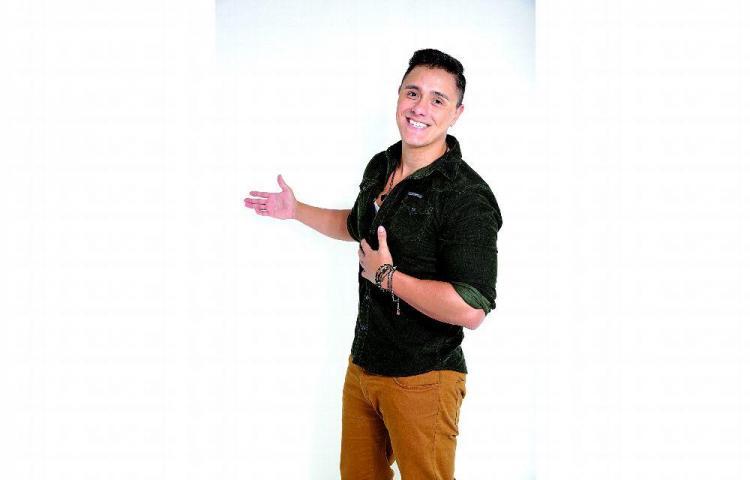 Joey Montana estará en Bogotá