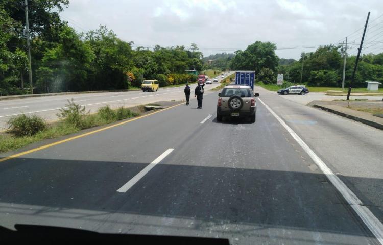 Tras homicidio de joven en Capira intensifican operativos