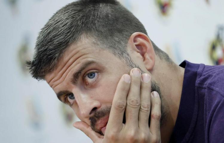 Piqué confirma que no volverá a jugar con la selección española