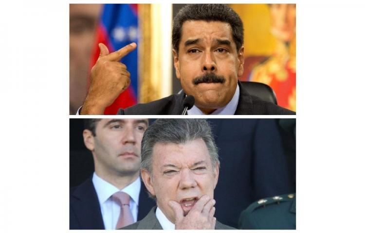"Maduro: Santos ""dio la orden de preparar mi asesinato"""