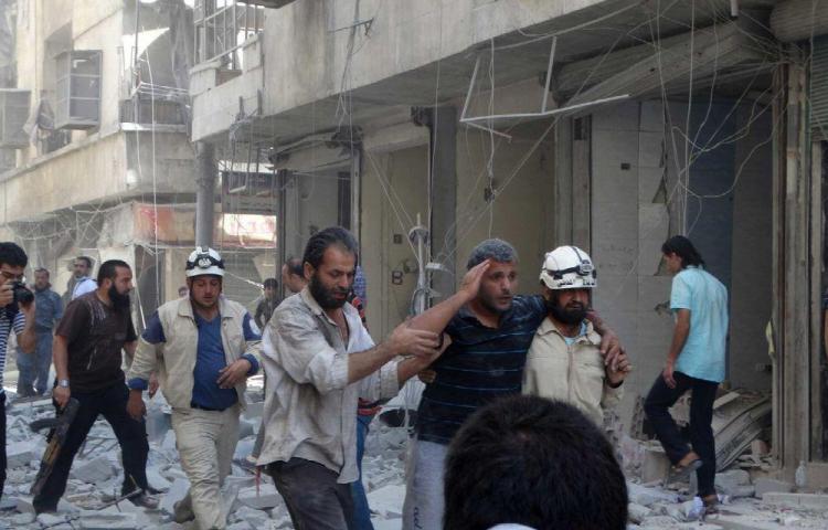 Nada detiene la masacre en Siria