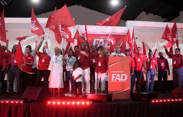 FAD busca fijar sus centros de votación
