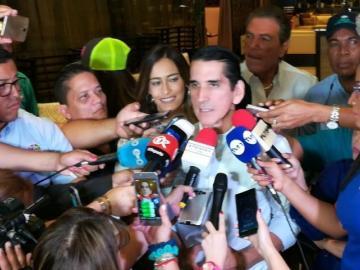 Roux tras el triunfo: 'Mi padre es primo de Varela'